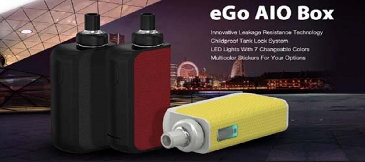 eGo AIO Box Starter Kit ..by Joyetech