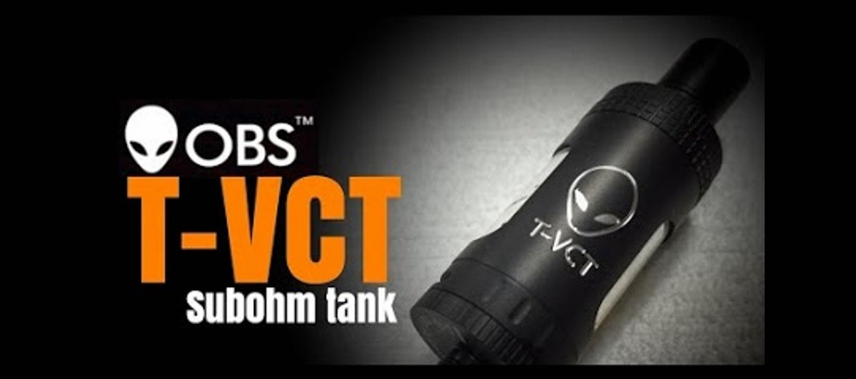 T-VCT Sub Ohm Tank by OBS