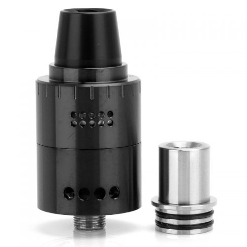 authentic-youde-ud-anzu-rda-rebuildable-dripping-atomizer-black-stainless-steel-22mm-diameter