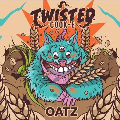Twisted Cook E Oatz 2