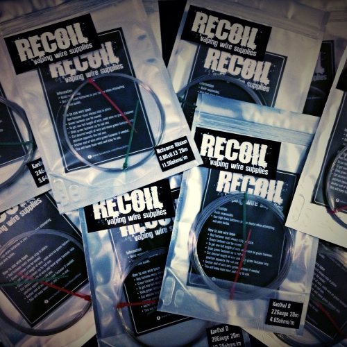 recoil wire